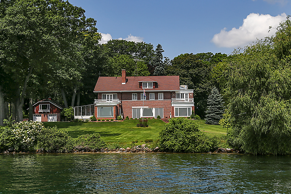 Conference Point lakefront sale on Lake Geneva