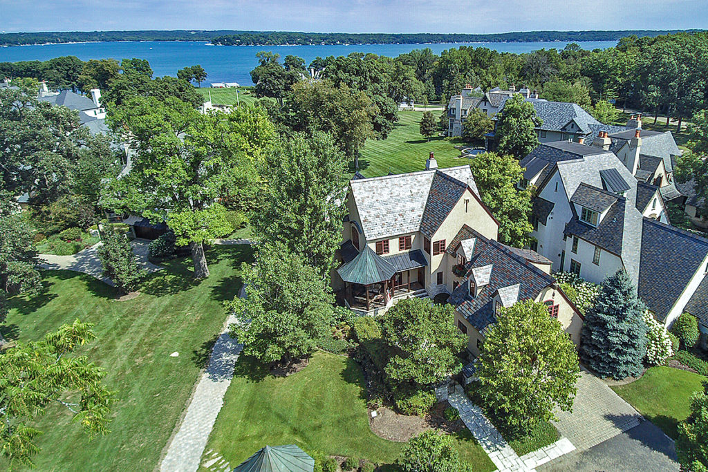 Lake Geneva Lake Front Real Estate Offering at South Shore Club