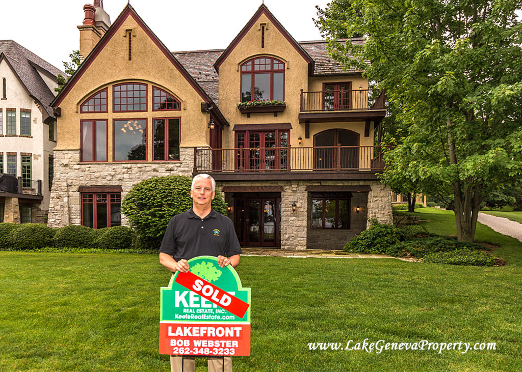Lake Geneva Lake Front Real Estate Closing